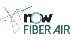NOW Fiber Air Logo - Official